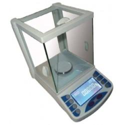 Balança Digital Analítica de Precisão, com Capacidade de 220g e Precisão de 0.0001g
