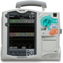 Desfibrilador Philips HeartStart XL Trammit