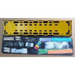 Kit de Imobilização e Resgate (Tipo CIPA), c/ prancha de Polietileno (Especial)