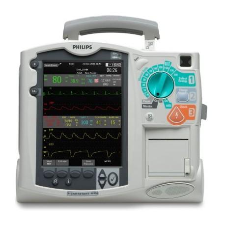 Locação de Cardioversor Philips HeartStart XL