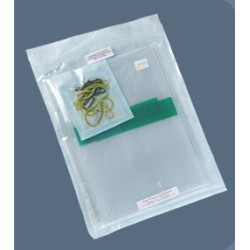 Capa para Microscópio de Cirurgia Oftalmológica (com Visor Protetor de Acrílico)