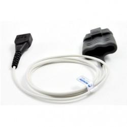 Sensor de Fibra Ótica Reusável 10m p/ Oximetro Nonin 7500FO