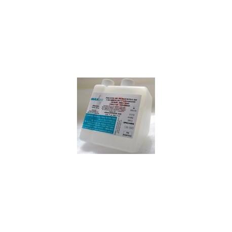 PACOTE DE REAGENTE LINHA CIBA CORNING – BAYER – SIEMENS – SÉRIE 200/300 ( CAL PACK 248 - 4X370ML- 4X90ML).