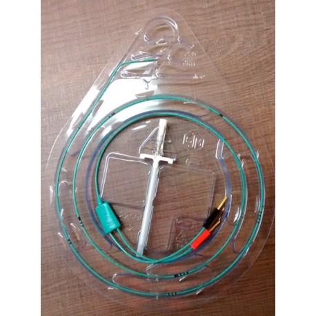 Cateter Eletrodo Temporário Bipolar de Estimulação Cardíaca Endocárdica