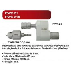 Pistola PWD 10 TR Smart Drive Multifuncional é um perfurador elétrico.
