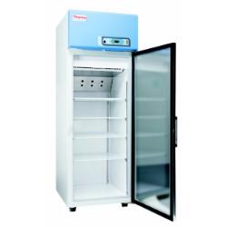 Refrigeradores de laboratório de alto desempenho com portas de vidro Thermo Scientific