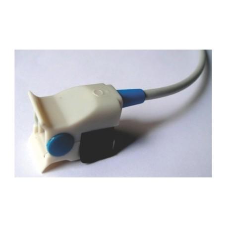 Sensor Uso pediátrico silicone Compatível Nellcor Oxitech