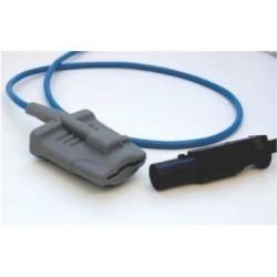 Sensores de SPO2 em silicone Compatível Nellcor