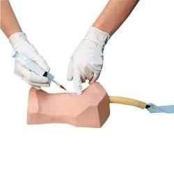 Simulador de Cricotirotomia por agulha ou cirúrgica