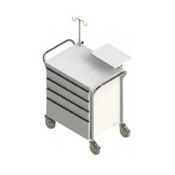 Kit de Móveis para Sala de Ressonância Magnética