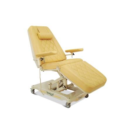 Cadeira de Hemodiálise para Coleta de Sangue Motorizada Luxo