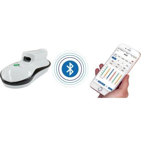 Monitore seus parâmetros na diadetes sem dor