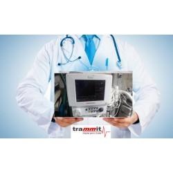 Locação de Monitor de Sinais Vitais - Medrad Veris