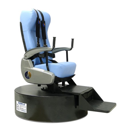 Cadeira Giratoria Automática para Otorrinolaringologia e Otoneurologia