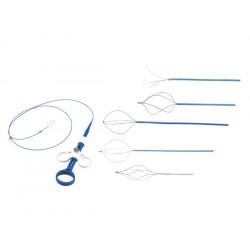 Sonda Extratora de Cálculos em Nitinol (Dormia)