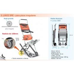 Cadeira para descida de escadas LINCE SRE