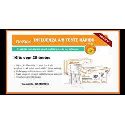 LINHA DE TESTES RÁPIDOS DIAGNÓSTICOS