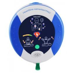 Desfibrilador Dea Com Orientador De Rcp Samaritan Pad 500p - Heartsine