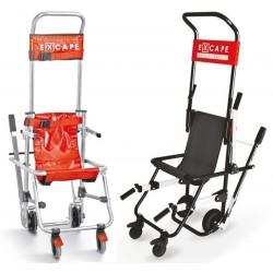 Cadeiras para evacuação