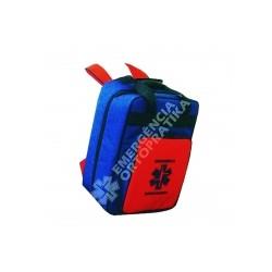 Bolsa (Vazia) para Kit de Imobilização e Resgate Parada Cardio-Respiratória PCR