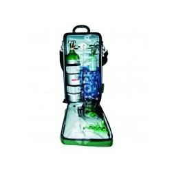 Kit Mochila de Imobilização e Resgate Oxigenação com acessórios (CHEIO)