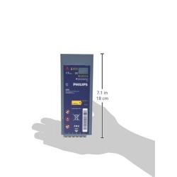 Bateria para desfibrilador FR2, Philips M3863A