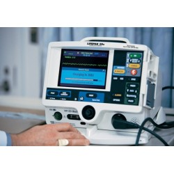 Promoção de Desfibrilador e Cardioversor Lifepak 20