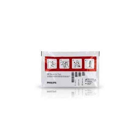 Par de Eletrodos HeartStart para adultos Plus M3713A