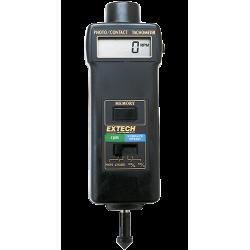 Tacômetro de Contato / Foto Combinado Extech 461895