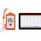 Eletrocardiógrafo Digital de 12 derivações que permite uso em smartphones, tablets e computadores