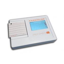 Eletrocardiógrafo Cardioline 100L