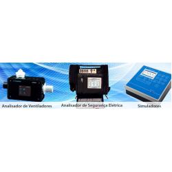 Linha de Analisadores de segurança elétrica FLUKE Semi novos