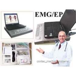 Locação de Equipamento de EMG Potencial evocado bioeletricidade do músculo de EMG