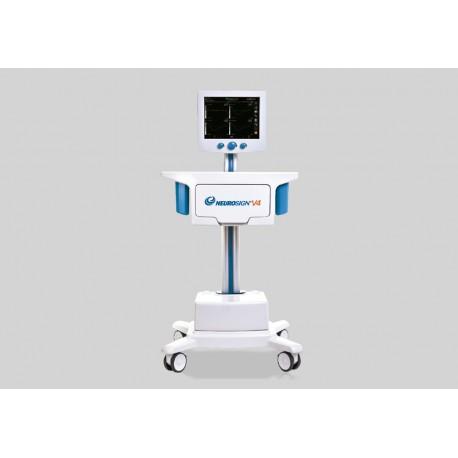 Monitores para monitorizar múltiplos nervos cranianos, periféricos e cervicais em tempo real