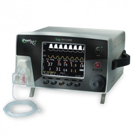 Monitor de gases anestésicos Poet