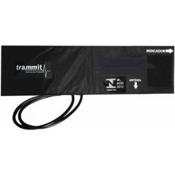 Braçadeira TRAMMIT com Manguito Adulto Nylon Velcro