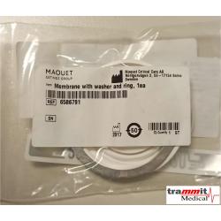 Membrana para Cassete de ventilador Servo S e servo i.