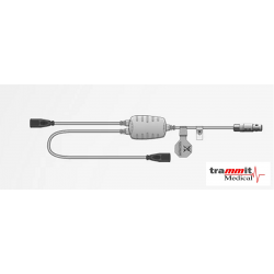Circuitos de Respiração umidificador mr850 duplo aquecedor adaptador de fio para rt série