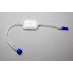 Dispositivos em Filtro para infusões oncológicas atuando como barreira adicional para redução de riscos