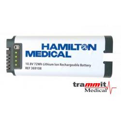 Bateria Compátivel para Ventilador Pulmonar Hamilton-C1