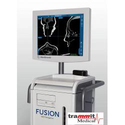 Sistema de navegação cirúrgica para cirurgia de ORL Fusion