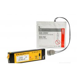 Eletrodos e Bateria Life Pak 1000