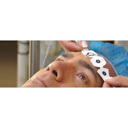 Sensor EEG descartável compatível com monitor do módulo BIS