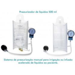 Bolsa Pressórica Transparente 1500 ml