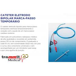 CATETER ELETRODO PARA MARCAPASSO TEMPORÁRIO