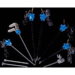 Linha de Instrumentais Cirúrgicos MINILAP